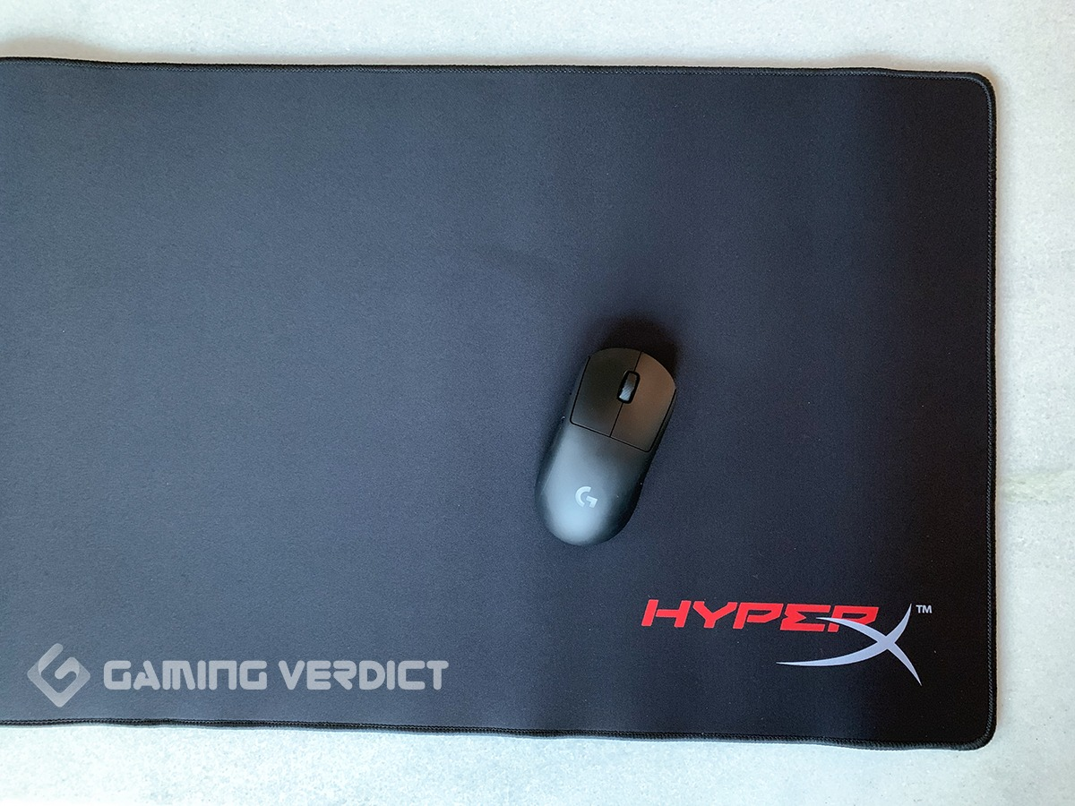 hyperx fury mouse pad review