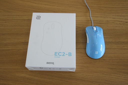 ZOWIE EC1 EC2 Gaming Mouse Reviews v1