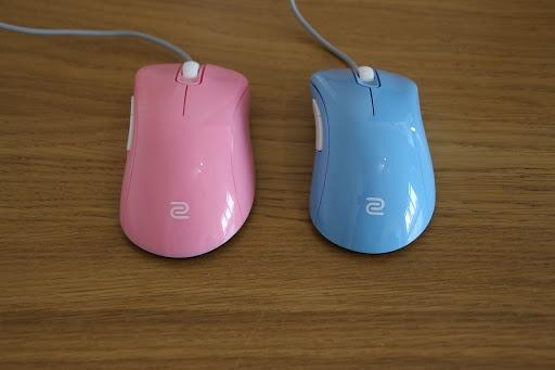 ZOWIE EC1 EC2 side by side comparison