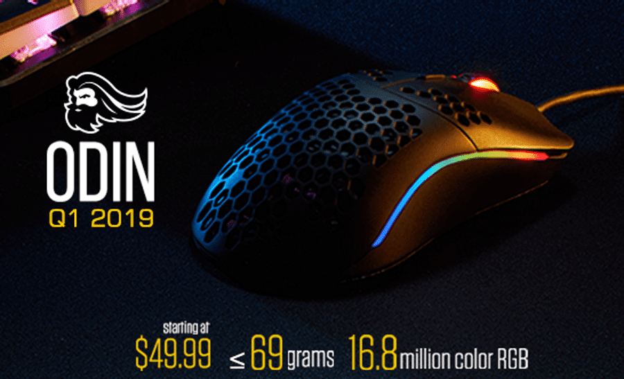 glorious odin gaming mouse