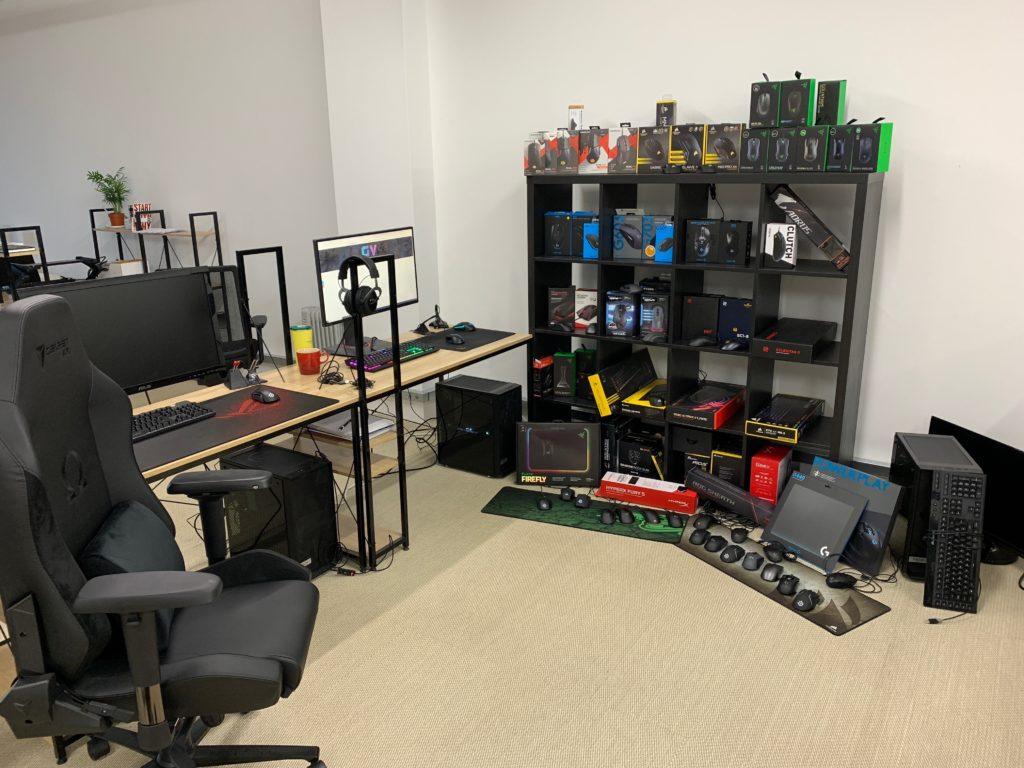 gaming verdict office organisation