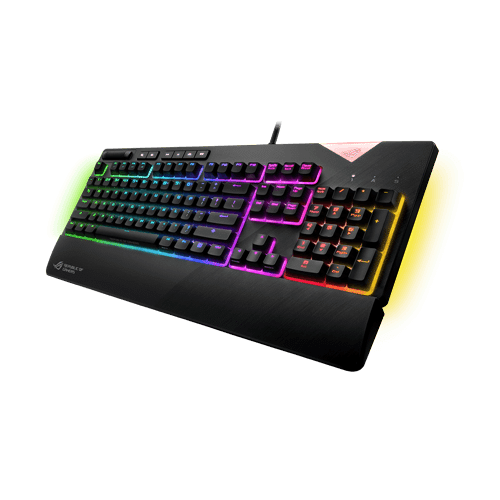asus rog strix flare review